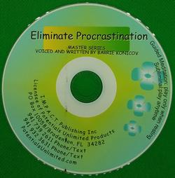 Eliminate Procrastination Master