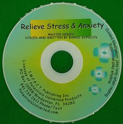 Relieve Stress & Anxiety Master Series