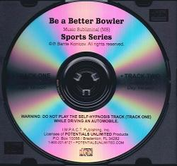 Bowler-Be a Better MS