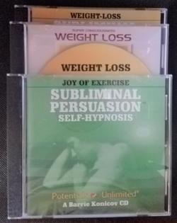 Weight Loss (a four title set)