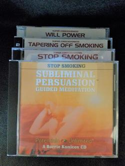 Stop Smoking  (a four title set)