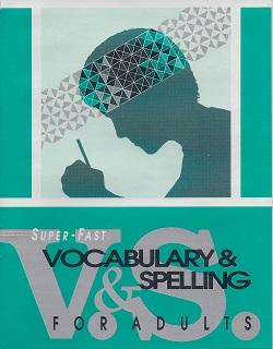 Vocabulary & Spelling ENGLISH Course Prep