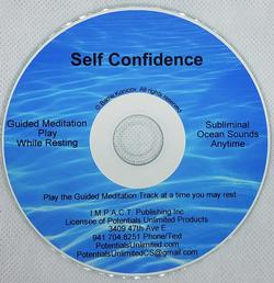 Self Confidence  Ocean Sounds