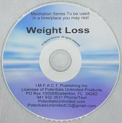 Weight Loss Meditation Series