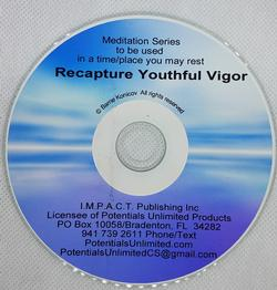 Recapture Youthful Vigor Meditation Series