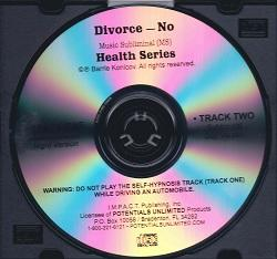 Divorce - No MS