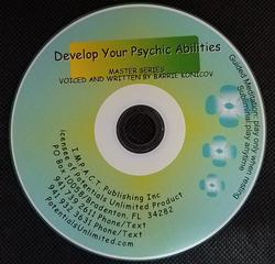 Develop Your Psychic Abilities Master