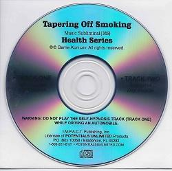 Tapering Off Smoking MS