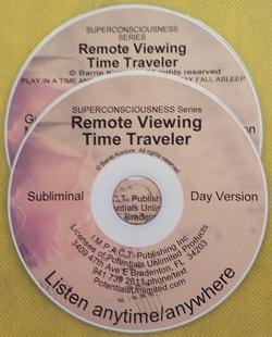 Remote Viewing/Time Traveler SCII